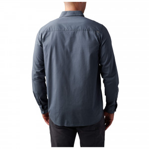 5.11 Tactical camicia Gunner Solid Long Sleeve Shirt (72533)   maniche lunghe cotone   autunno   Italia