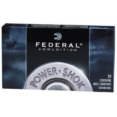 Federal 30-30 Win. 125 GR Hollow Point (20 pezzi)